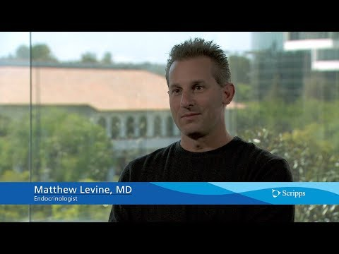 Scripps Health Endocrinology Expert Matthew Levine, MD - YouTube