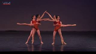 Fullerton Youth Ballet 2018 NYC Finals - Ra