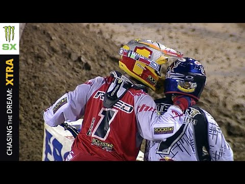 James Stewart vs. Chad Reed Rivalry: Chasing the Dream  Xtra