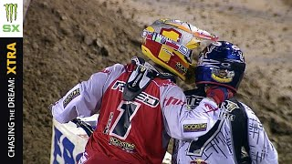 James Stewart vs. Chad Reed Rivalry: Chasing the Dream - Xtra thumbnail