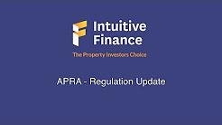 APRA - Regulation Update