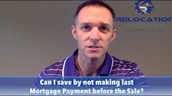 Should I pay last mortgage payment when selling my Franklin Home