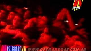 """LOS FABULOSOS CADILLACS """"EL CRUCERO DEL AMOR"""" @ Estadio Obras, Buenos Aires 01/09/2000"""