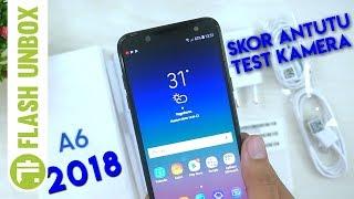 IDAMAN!? Unboxing Samsung Galaxy A6 2018