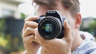 Canon T6 (1300D) Review!