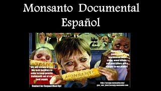 Monsanto Documental Español -  El Glifosato