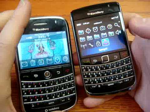 BlackBerry Bold 9700 vs Bold 9000 Cellulare-Magazine.it (Eng)