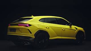 "Lamborghini Urus in Pills ""Dynamic Lifestyle"""