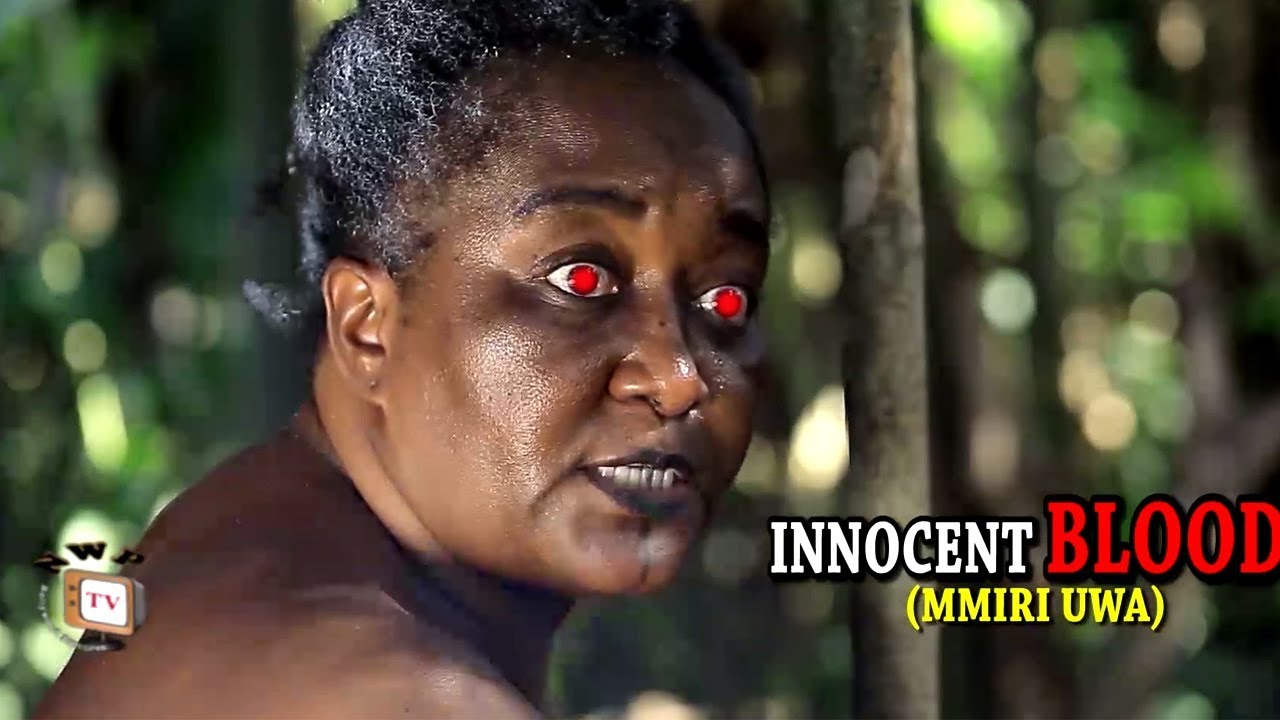 Download Innocent Blood Official Trailer - 2018 Latest Nigerian Nollywood Movie
