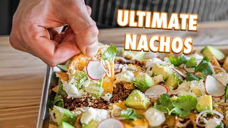1 Million Subscriber Special: The Best Way To Make Nachos