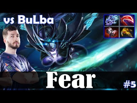 Fear - Phantom Assassin Safelane | vs BuLba (Enchantress) | Dota 2 Pro MMR Gameplay #5 thumbnail