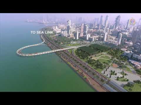 Mumbai Coastal Road Project  (2017)