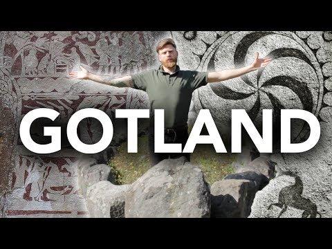 Solar Stones of the Goths - Gotland