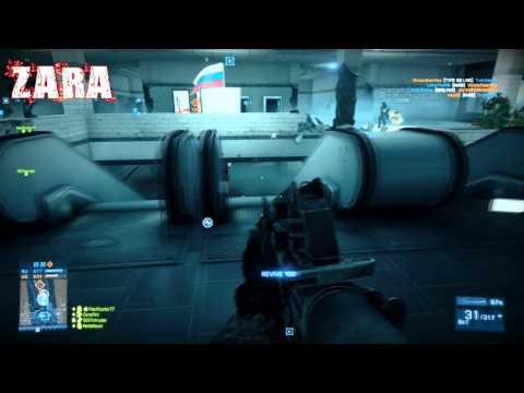 Let's Play Battlefield 3 - Dr. House no Metrô