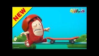 Oddbods | New | Summer Fun | Funny Cartoons For Kids