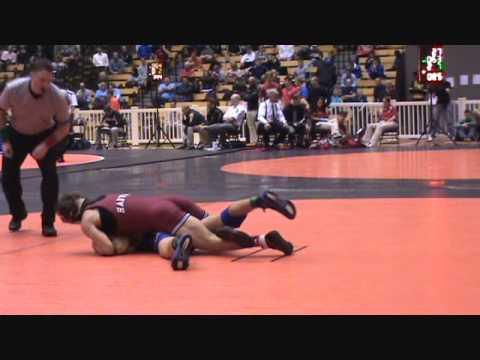EIWA: Jantzen Harvard dec. Andrew Murano F&M, 149 lbs.