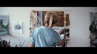 A Portrait Of A Painter | Katharine Le Hardy