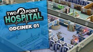 Two Point Hospital | #01 | Otwieram szpital