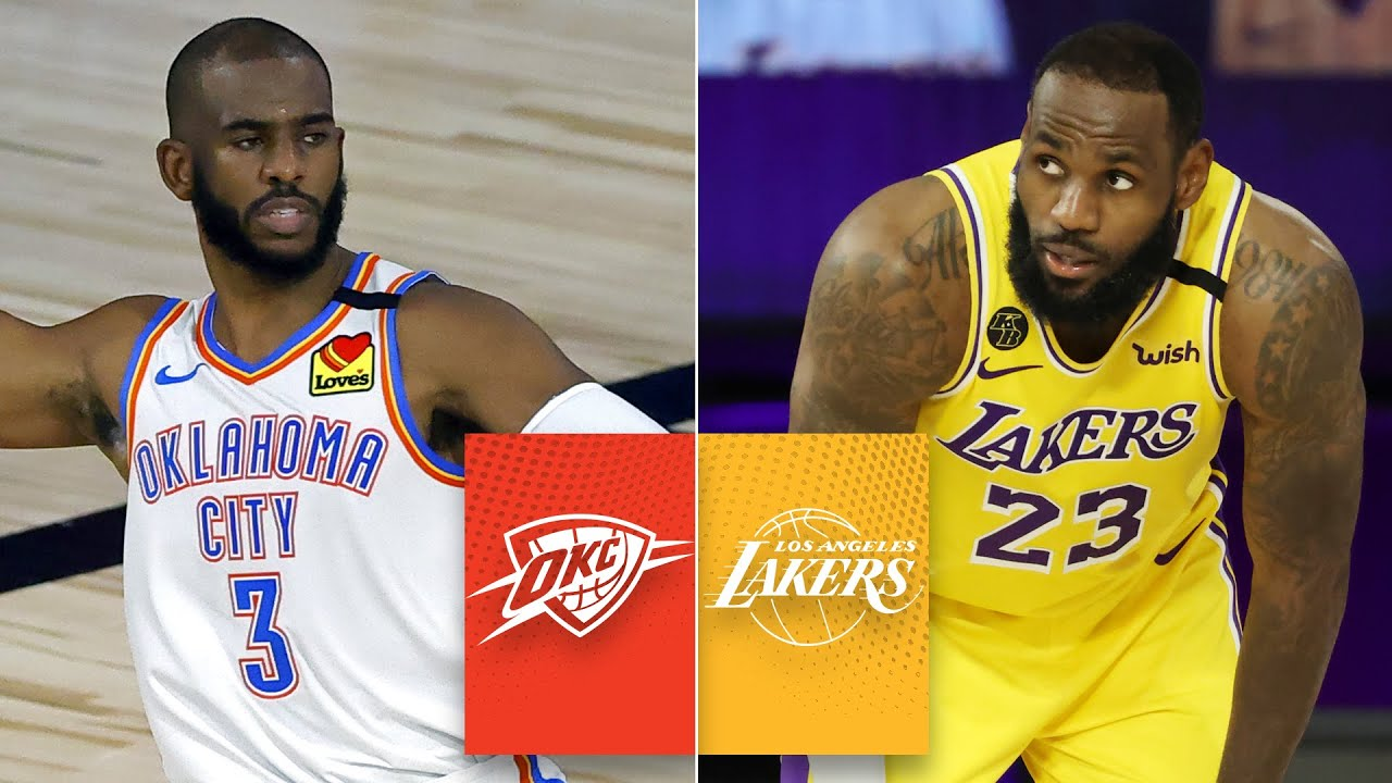Lakers vs. Rockets - Game Preview - August 6, 2020 - ESPN