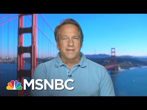 Mike Rowe Says American Workforce Becoming 'Lopsided' | MTP Daily | MSNBC