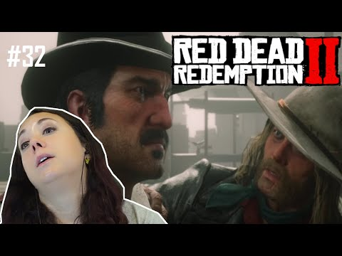 They're the worst! Red Dead Redemption 2 part 32