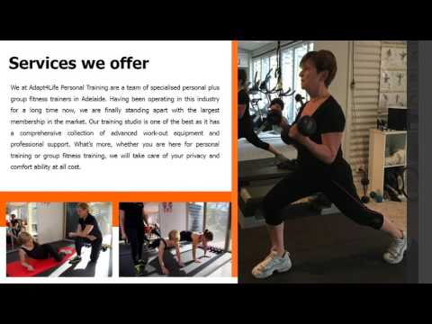 Group Fitness Training in Adelaide | Adapt4Life Personal Training