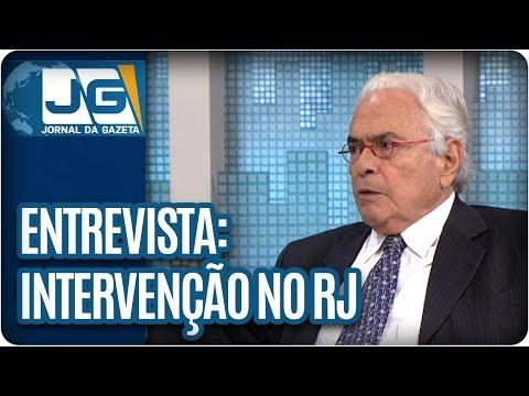 Maria Lydia entrevista José Carlos Dias, advogado criminalista, sobre a intervenção federal no RJ