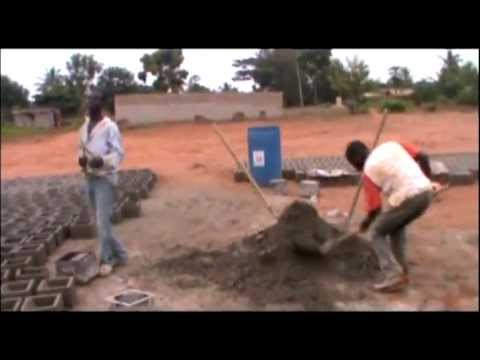 SET, Ametonoukondji, Togo, School classroms, Video # 1