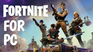 Fortnite Game Download & Install For PC/Mac | Hindi