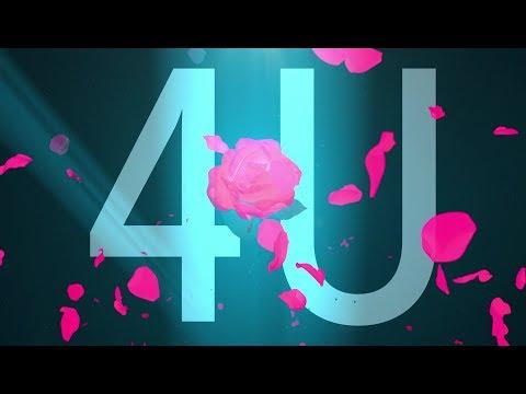 Joakim Molitor feat. Cher Lloyd - 4U (Lyric Video)