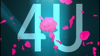 joakim molitor feat cher lloyd 4u lyric video