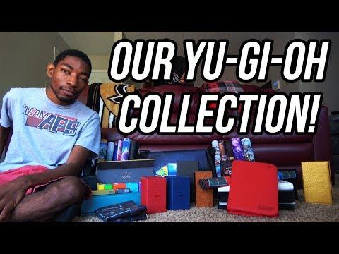 OUR 2017 YU-GI-OH TCG COLLECTION!