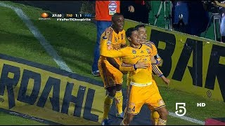 Tigres vs Pachuca 1-1 Cuartos De Final Vuelta Apertura 2014 Liga Mx HD - RESUMEN GOLES