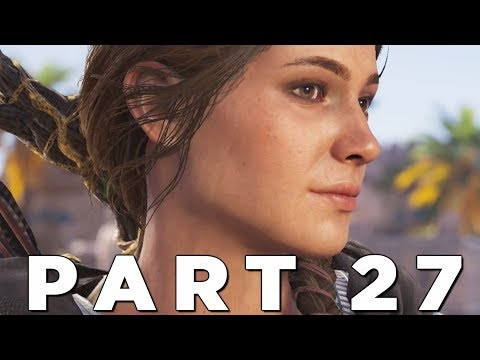 ASSASSIN'S CREED ODYSSEY Walkthrough Gameplay Part 27 - HOME SWEET HOME (AC Odyssey)
