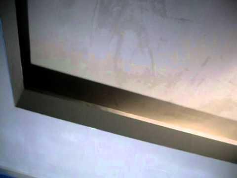 Tecto falso pladur com luz indirecta youtube - Luz indirecta ...