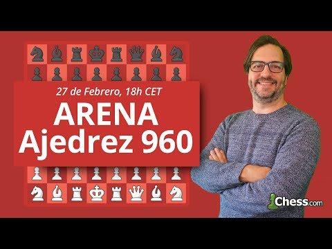 Ajedrez 960 Fischer Ramdon Preparación Torneo