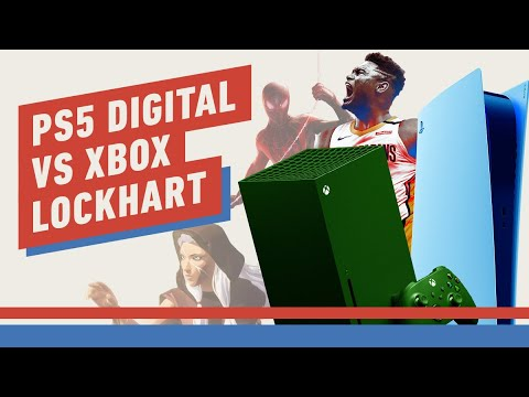 PS5 Digital vs. Xbox Lockhart: Buying Next-Gen on a Budget - Next-Gen Console Watch