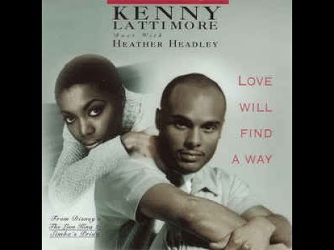 Love Will Find A Way By Heather Headley and Kenny Lattimore (With Lyrics)