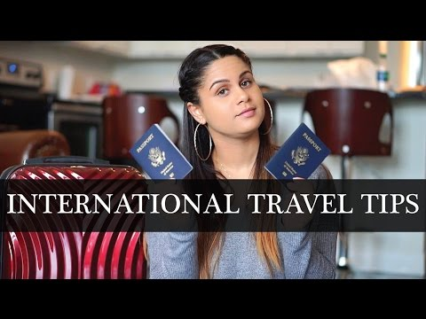 Top 10 International Travel Packing Tips! ✈️