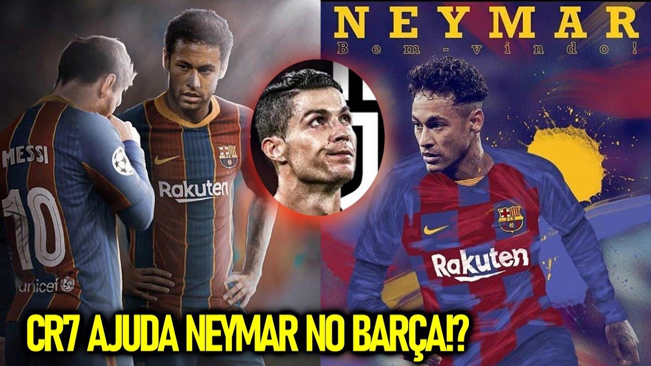 Cr7 Ajuda Neymar No Barça Corrupção No Barcelona De