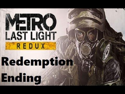 metro last light redemption ending relationship