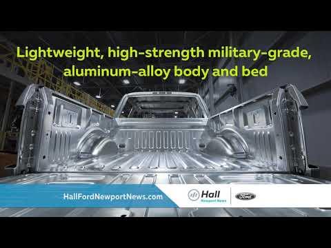 Hall Ford Newport News - 2019 Ford F-150