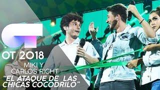 EL-ATAQUE-DE-LAS-CHICAS-COCODRILO-CARLOS-RIGHT-y-MIKI-Gala-1-OT-2018