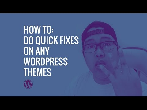 How To Edit Any Wordpress Themes Using 3 FREE Tools