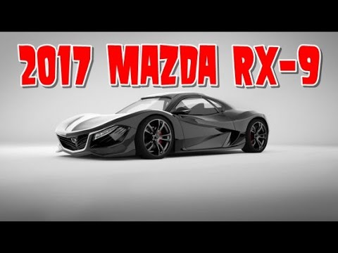 2017 Mazda Rx 9 Interior And Exterior