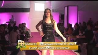 Hija de Jorge Salinas debuta como modelo