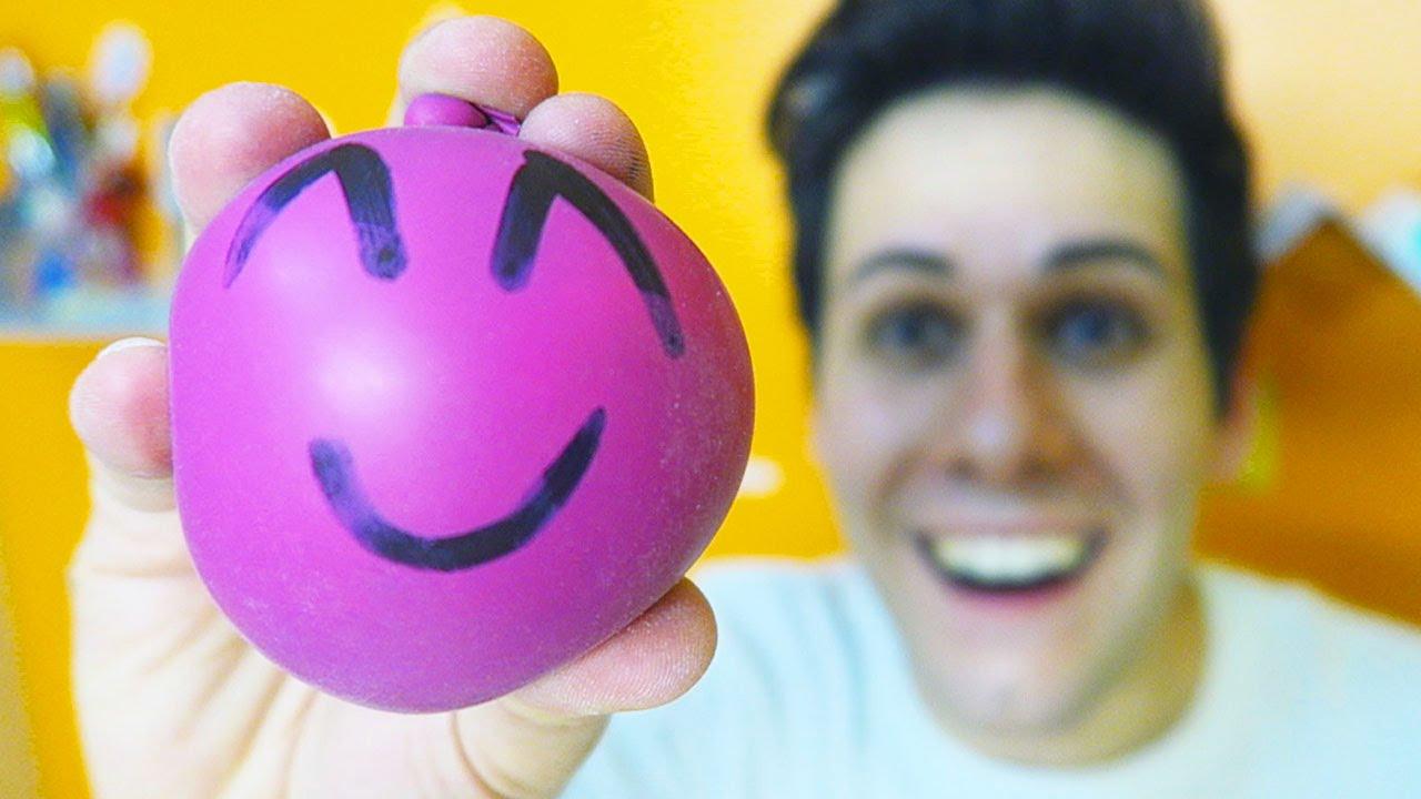 Come fare le palline anti stress creazioni incredibili for Le stress