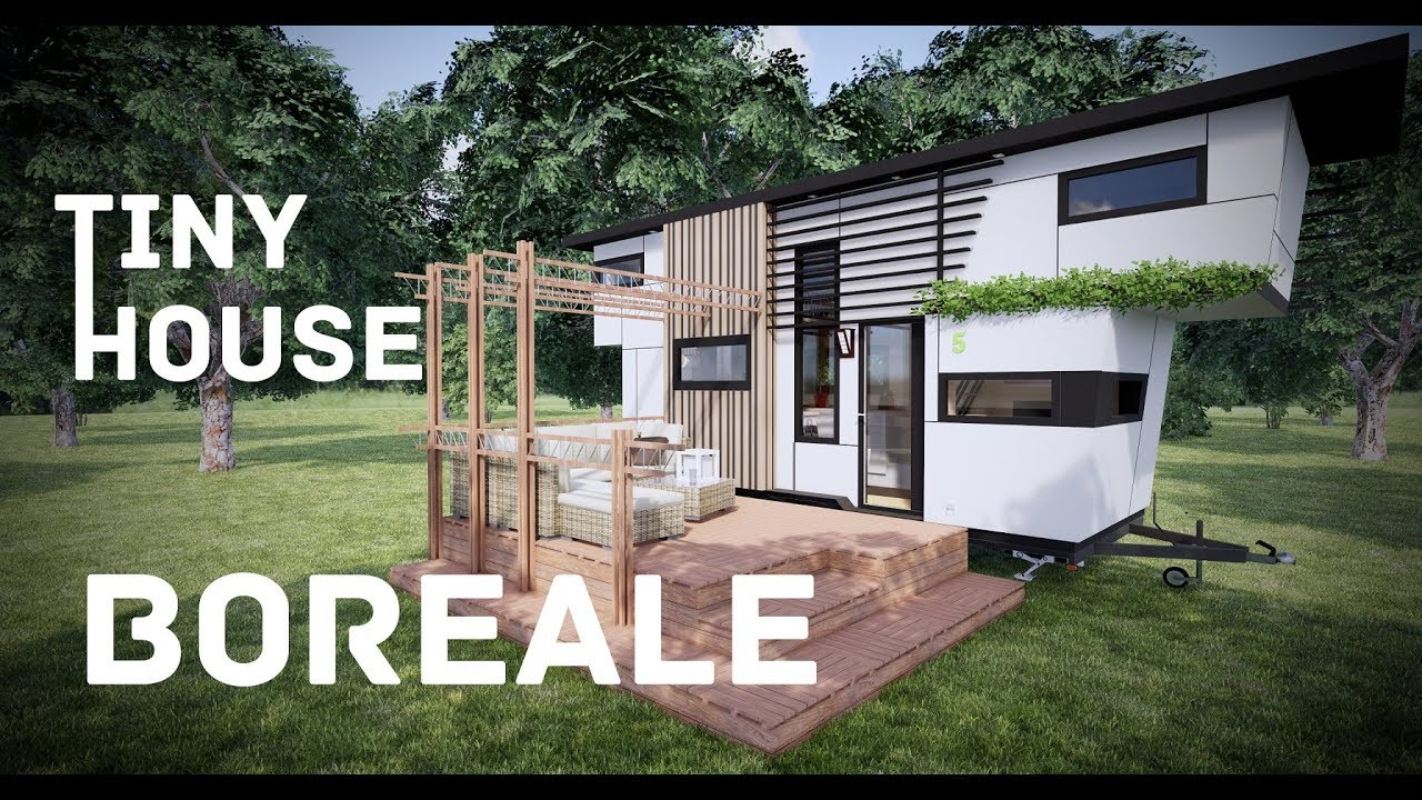 Tiny House Construire Sa Mini Maison Mobile