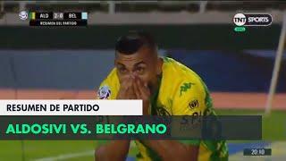Resumen de Aldosivi vs Belgrano (2-0) | Fecha 6 - Superliga Argentina 2018/2019