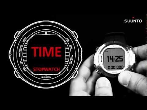 Suunto D6i / D9tx - How to calibrate the compass